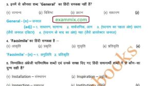 Glossary Of Official For All competitive exams